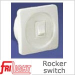 Stylish 12 Volt Rocker Switch