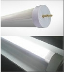 LED Tube Light - T8 - 4 ft replacement 120 volt - 277 volt AC, 18 watts, internal driver