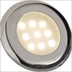 12 volt LED Ceiling Lights - Recess Mount