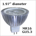 12 volt LED Bulbs - MR16 LED Bulbs