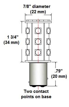 12 volt led bulb  10