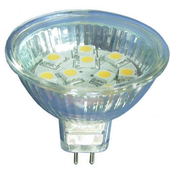 12 Volt Led Bulb 10 30vdc Mr 16 Gu5 3 12 Volt Led Bulb Warm White 110 Lumens By Bee Green Led