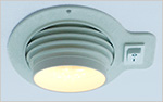 FriLight 87072 Spot Gyro 12 volt LED Light (10-30vdc) Recessed adjustable eye-light with rocker switch and Multiple LED choices - see Bulb detail.