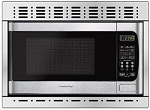 Franklin Chef Built in Microwave Oven, 120v cUL, stainless steel with built in trim  kit (DISCONTINUED)