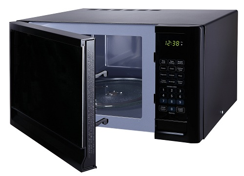 Franklin Chef Compact Microwave Oven 0 7 Cu Ft 120v Cul Black Discontinued