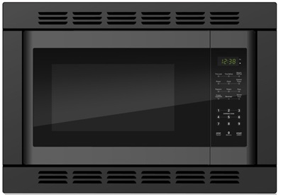 Franklin Chef Microwave Convection 120v Cul Black With
