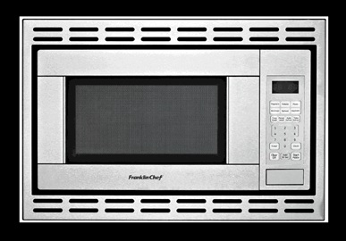 Franklin Chef Stainless Steel Convection Microwave Fr187s Con Jpg