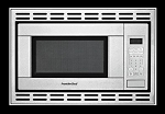 Franklin Chef RV Microwave Convection, 120v cUL, stainless steel with built in trim kit (DISCONTINUED)