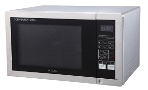Muave' Export 220v Microwave Convection, 230v CE, stainless steel with optional built-in trim