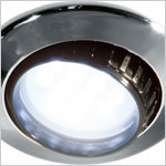 FriLight 8780 Comet R Adjustable Recess 12 volt LED Ceiling Light, Optional Toggle Switch and Multiple LED choices - see Bulb detail.