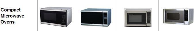 Microwave Size Comparisons