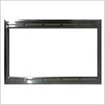 Stainless Steel Trim kit for Muave brand 0.7 cu. ft microwave models mu07120s and mu070ces