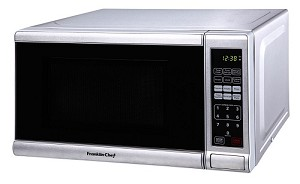Franklin Chef small microwave oven 0.7 cu. ft, 120v cUL, stainless steel (DISCONTINUED)